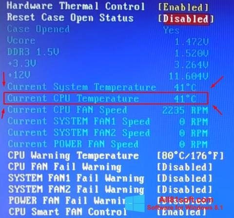 Captură de ecran Boostek-9x pentru Windows 8.1