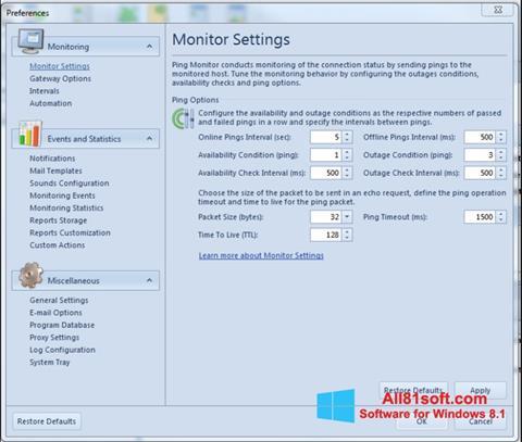Captură de ecran QIP pentru Windows 8.1